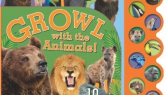 Books for Learning about Wild Animals.