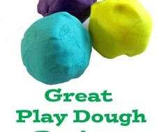 The Best Play Dough Recipes on the Internet.